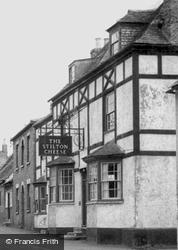 The Stilton Cheese Inn, North Street c.1955, Stilton
