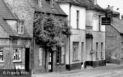 The Talbot, North Road c.1955, Stilton