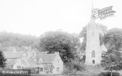 Stinchcombe, Church And Schools 1904