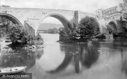 Stirling, Bridge Of Forth c.1890