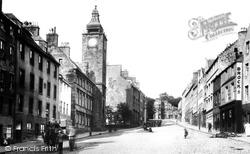Stirling, Broad Street 1899