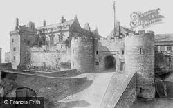 Stirling, Castle 1899