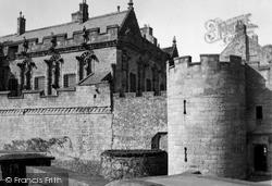 Stirling, Castle 1945