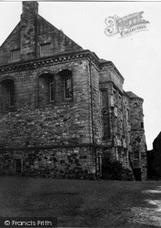 Stirling, Castle 1949