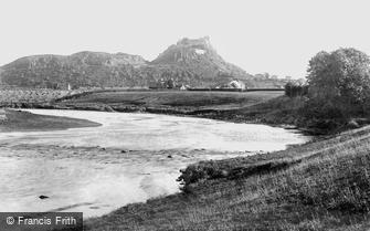 Stirling, Castle and Site of Battle of Stirling 1899