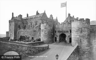 Stirling, Castle c1930
