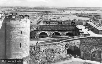 Stirling, Castle, Overport Battery c1930