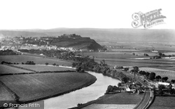 Stirling, From Abbey Craig 1899