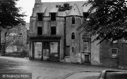 Stirling, Glengarry Lodge, Spittal Street 1952