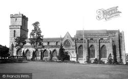 Stirling, Greyfriars Church 1899