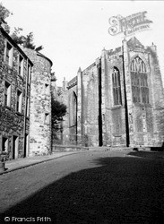 Stirling, The Church Of The Holyrude c.1950