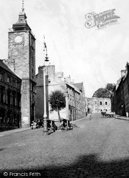 Stirling, The Town House c.1950