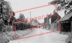Back Lane c.1955, Stock