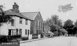 Congregational Church c.1955, Stock