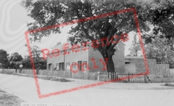 Council House c.1955, Stock