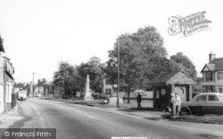 High Street c.1960, Stock