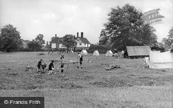 West Ham Central Mission Boys' Camp c.1955, Stock