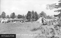 Stock, West Ham Central Mission Boys' Camp c.1955