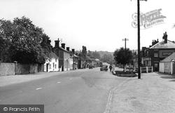 Stockbridge, General View c.1955