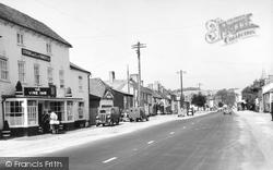 Stockbridge, High Street 1957