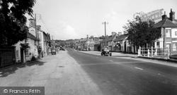 Stockbridge, High Street c.1955