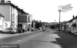 Stockbridge, High Street c.1960