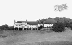 Stockbridge, Marshcourt School c.1955