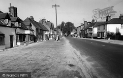 Stockbridge, Old Three Cups, High Street c.1955