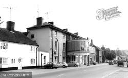 Stockbridge, The Grosvenor Hotel c.1965