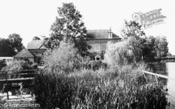 Stockbridge, The Mill c.1965