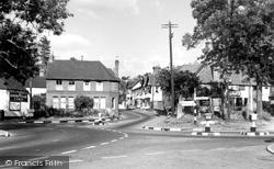 Stockbridge, The Old Andover Road c.1955