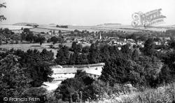 Stockbridge, The Test Valley c.1965