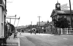 Stockbridge, The Town Centre c.1955