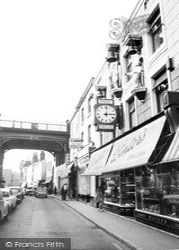 Stockport, Little Under Bank 1968