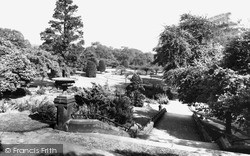 Stockport, Vernon Park c.1965