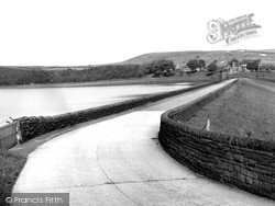 Langsett Reservoir c.1955, Stocksbridge