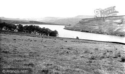 Midhope Reservoir c.1955, Stocksbridge