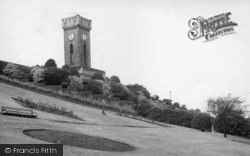 The War Memorial c.1955, Stocksbridge
