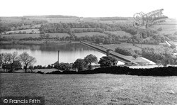 Underbank Reservoir c.1955, Stocksbridge