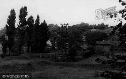 Moss Hill c.1955, Stockton Brook