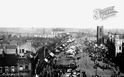 Stockton-on-Tees, 1899