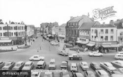 Stockton-on-Tees, Dovecote Street c.1960