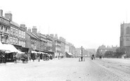 Stockton-on-Tees, High Street 1896