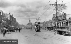 Stockton-on-Tees, High Street 1899