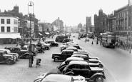 Stockton-on-Tees, High Street 1951