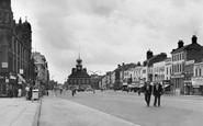 Stockton-on-Tees, High Street c.1959