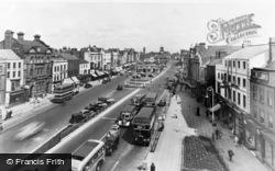 Stockton-on-Tees, High Street c.1960