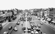 Stockton-on-Tees, High Street c.1965