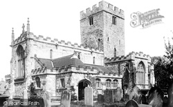Stockton-on-Tees, Norton Church From The South West 1896