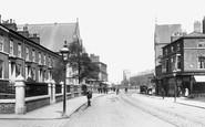 Stockton-on-Tees, Norton Road 1896
